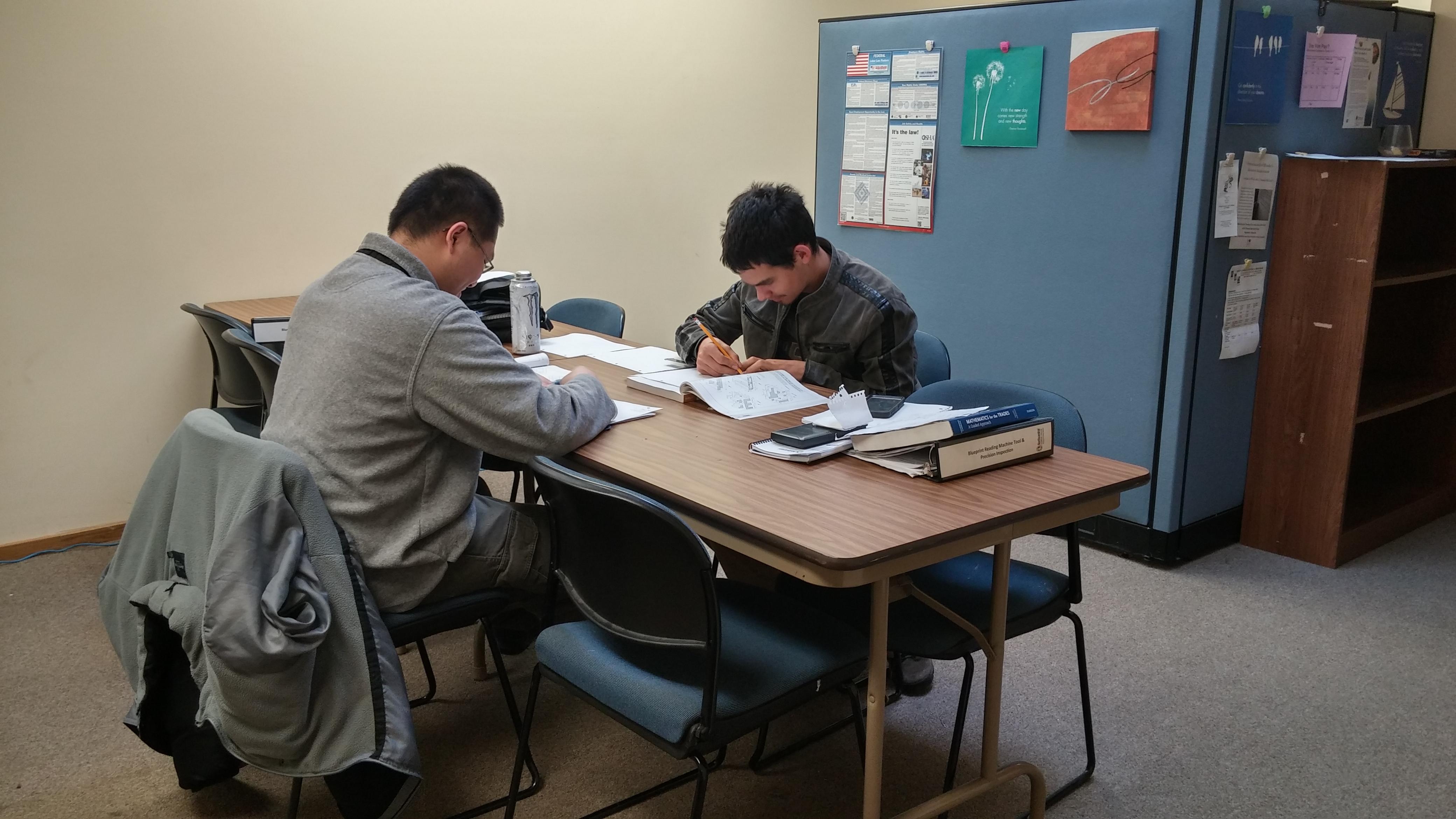 William tutoring WIOA