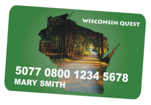 WI Quest Card